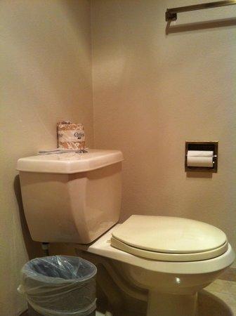 Cavalier Oceanfront Resort: bath room
