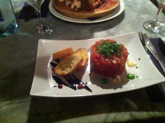 Cera 23: Tomato tartar