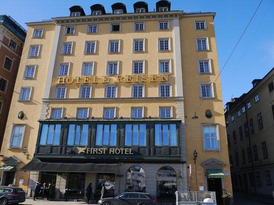 First Hotel Reisen: ホテルの概観