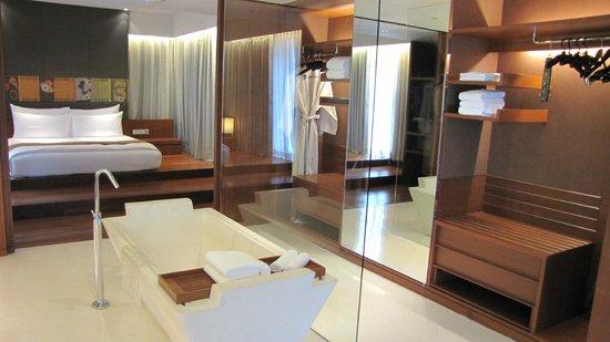 Hansar Bangkok Hotel: Vertigo suite