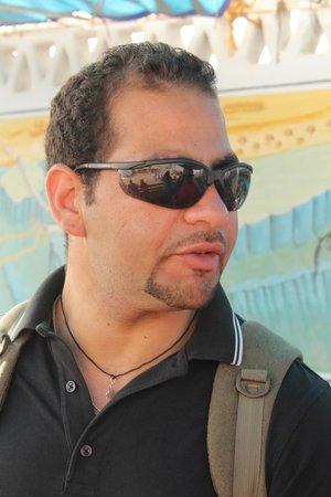 Elite Diving: Hossam - top guide!