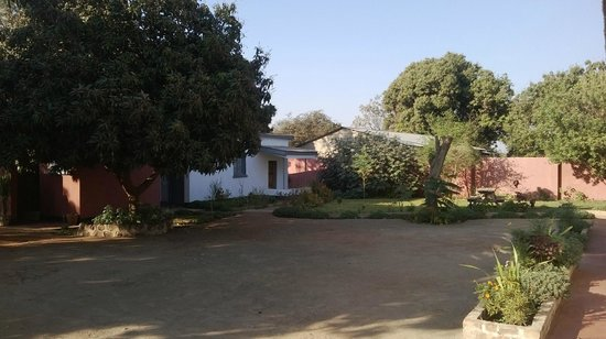 Tabonina Guesthouse: bâtiment logement