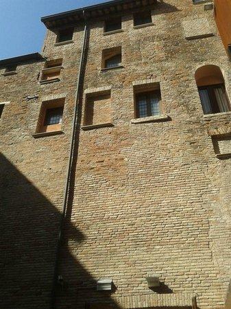 Scorcio del Palazzo Roverella
