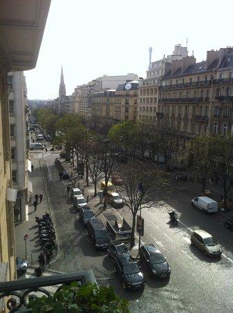Hôtel Barrière Le Fouquet's Paris : view