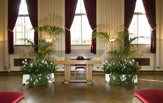 Brangwyn Hall: George Hall - Wedding
