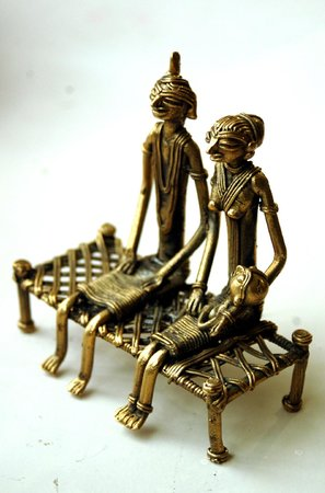 Indian August: Dhokra Art