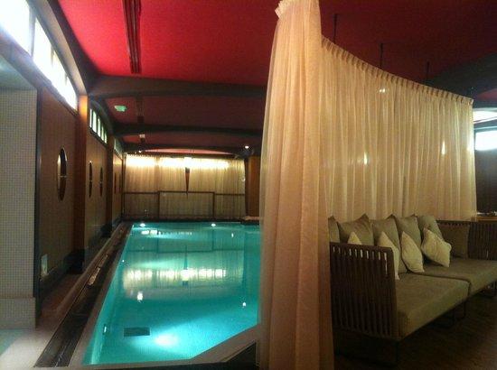 Hôtel Barrière Le Fouquet's Paris : pool