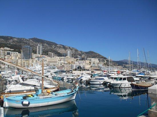 Columbus Monte-Carlo: Monte Carlo harbour