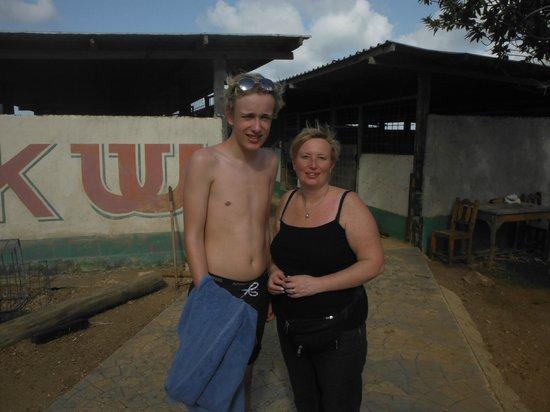 Horse Ranch Bonaire: At the Ranch