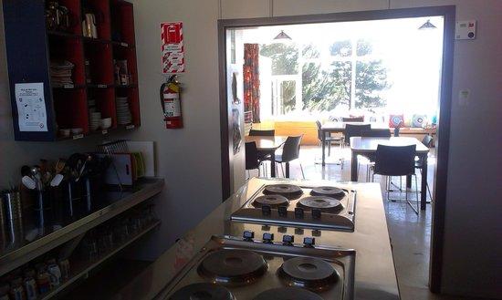 YHA Lake Tekapo: キッチン