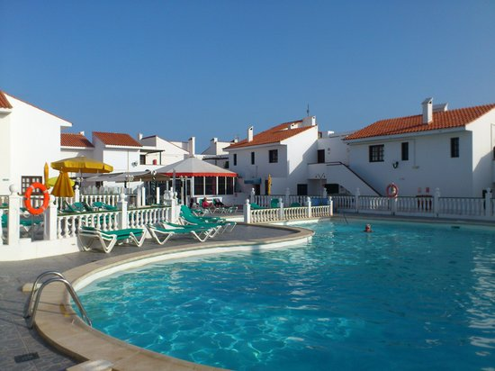 Villa Florida : Pool area.
