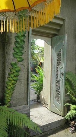 Villa Puri Darma Agung: Entrance