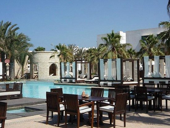 Sofitel Agadir Royal Bay Resort : бассейн