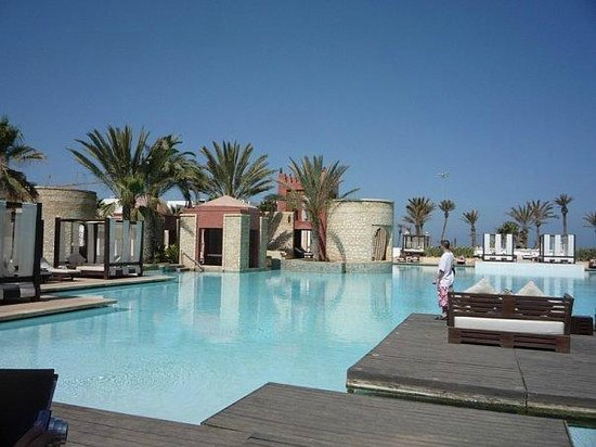 Sofitel Agadir Royal Bay Resort: бассейн