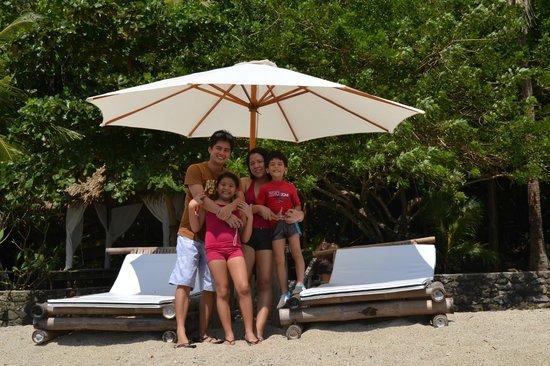 La Luz Beach Resort : Beach Front
