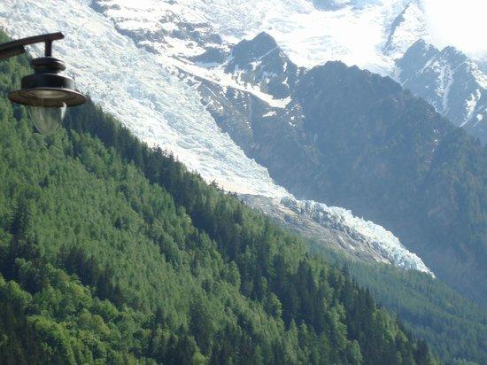 Glacier des Bossons: Foto do Glacier Les Bossons