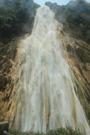 Cascada El Chiflon: Фата невесты