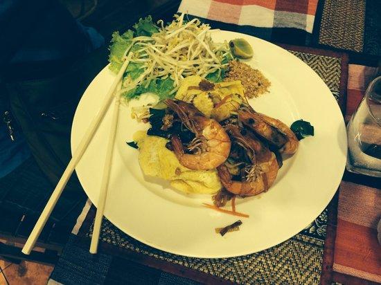 Red Duck Restaurant : Pad Thai special
