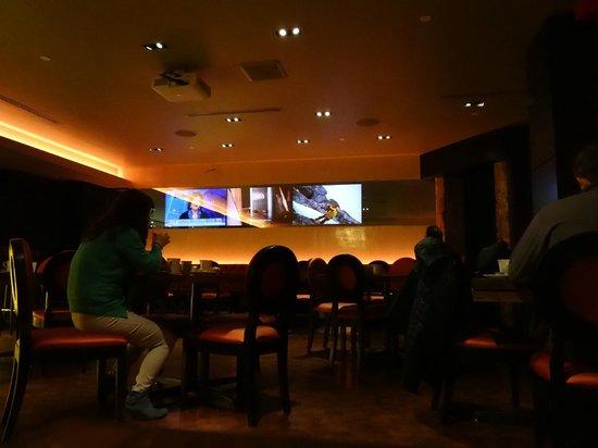 Sanctuary Hotel New York : salle de petit dejeuner