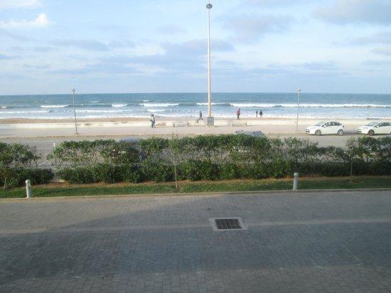 Ibis Budget El Jadida : vue de la mer à partir des chambres