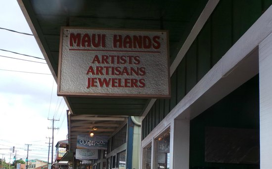 Cafe Mambo : Signs in Paia