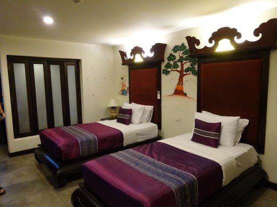 Raming Lodge Hotel & Spa: Bedroom