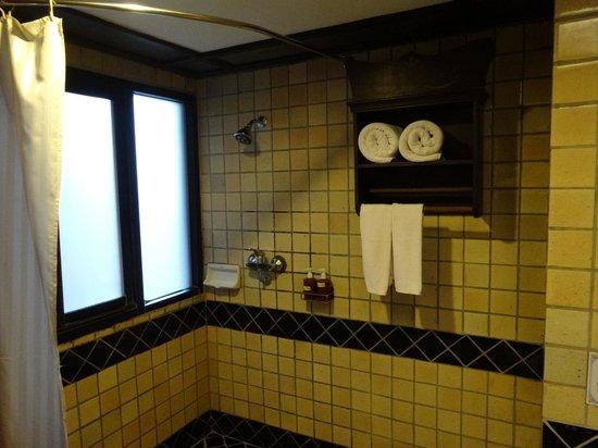 Raming Lodge Hotel & Spa: Bathroom