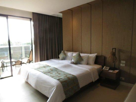 KC Grande Resort & Spa : Номер