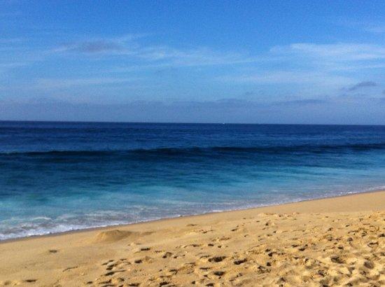 Playa Grande Resort: My view during breakfast-like a Painting