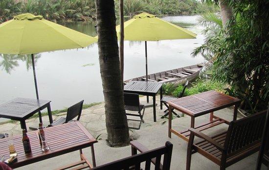 Riverside Garden Restaurant: Great RiverView