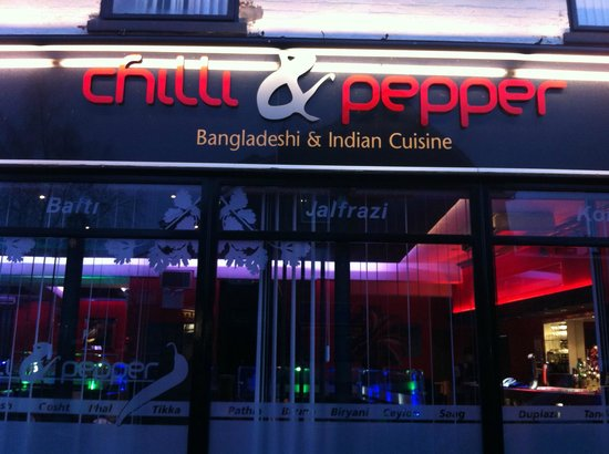 Chilli & Pepper: Chilli and Pepper Exterior