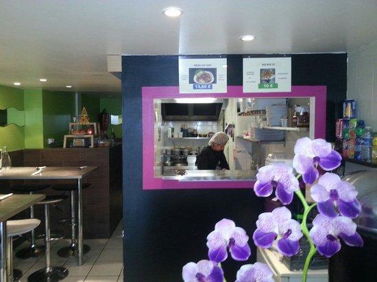 Thai Station: ouverture sur la cuisine