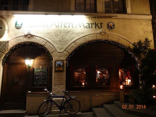 Zum Alten Markt: Рождество