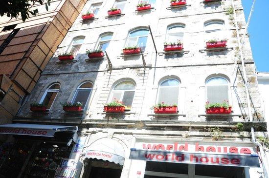 World House Istanbul: Hostel