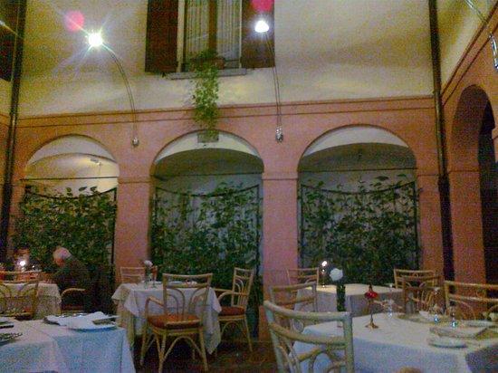 La Locanda Bagnara: sala ristorante