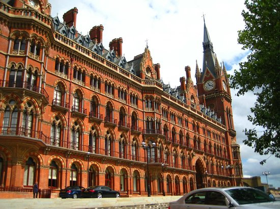 Muesum picture of pullman london st pancras hotel london tripadvisor - Hotel pullman londres saint pancras ...