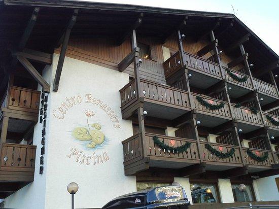 Hotel Orsingher: FACCIATA