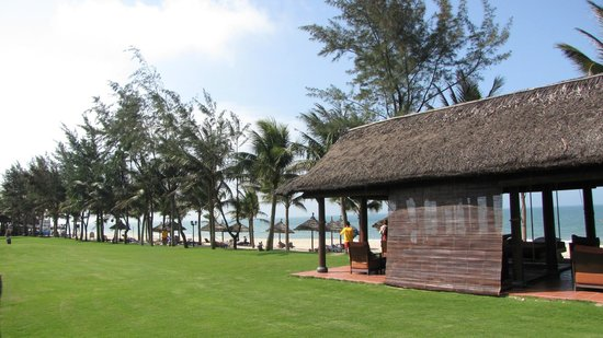 Palm Garden Beach Resort & Spa: Spa pagode