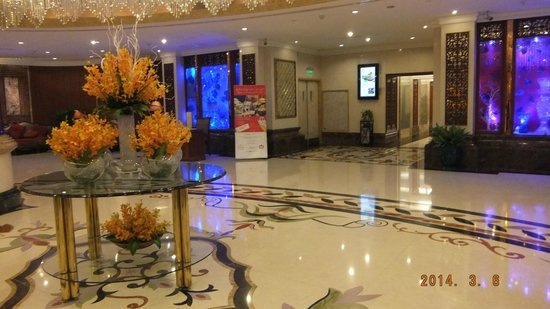 Windsor Plaza Hotel: 豪華