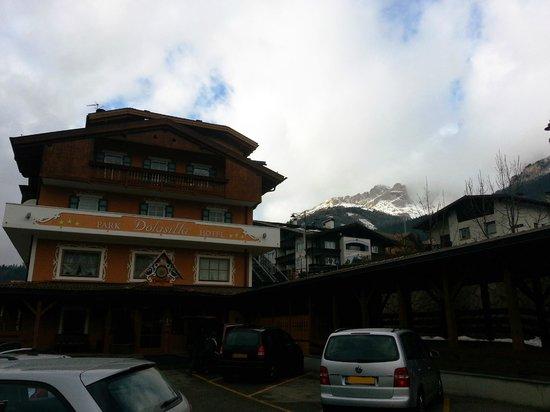 Hotel Park Dolasilla: Vista dall'esterno dell'hotel
