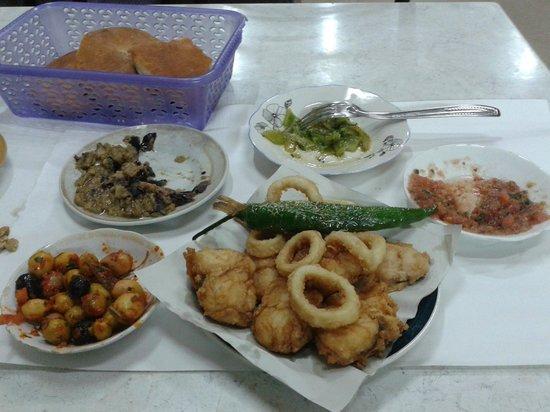 Hotel Almas: Fish Meal