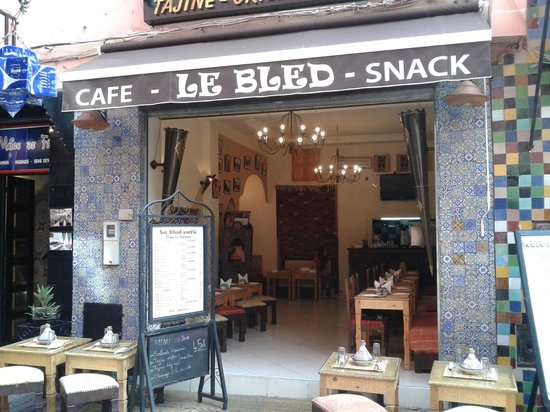 Hotel Almas: Moroccan Restaurant In The Souks