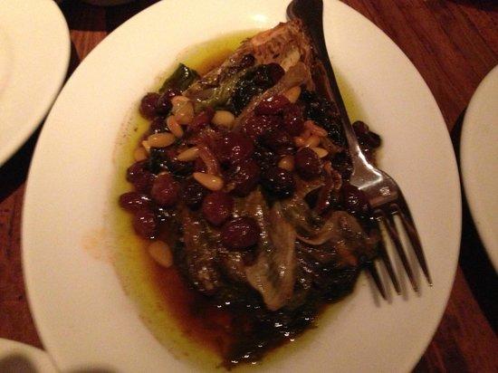 Bocca di Lupo : Cabbage Stew