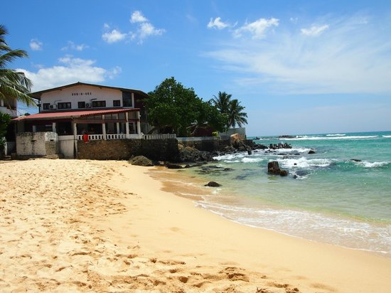 Sun'n'Sea Hotel: Отель на берегу Индийского океана