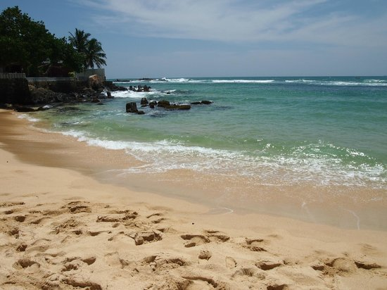 Sun'n'Sea Hotel: Замечательный пляж