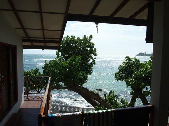 Sun'n'Sea Hotel: Вид из номера