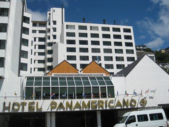 Panamericano Bariloche: View of Hotel