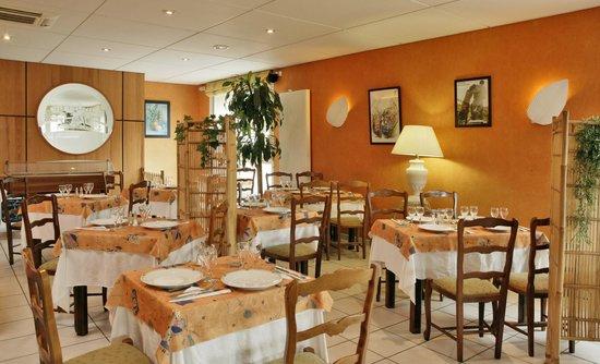 Auberge du Parc : Restaurant