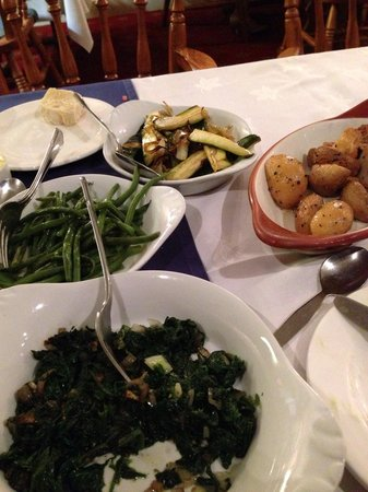 The Wellington Boot Restaurant: Can't get enough every dish is nommable