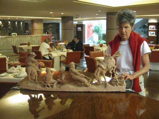 Panamericano Bariloche: Dining area